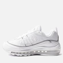 Женские кроссовки Nike Air Max 98 White/White/White фото- 5