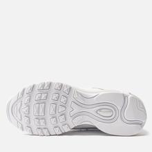 Женские кроссовки Nike Air Max 98 White/White/White фото- 4