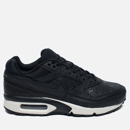 Женские кроссовки Nike Air Max BW Premium Black/Dark Grey/Light Bone