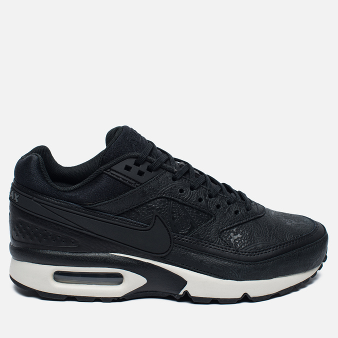 Женские кроссовки Nike Air Max BW Premium Black/Dark Grey/Light Bone