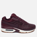 Женские кроссовки Nike Air Max BW Premium Night Maroon/Noble Red/Sail фото- 0