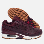 Женские кроссовки Nike Air Max BW Premium Night Maroon/Noble Red/Sail фото- 1