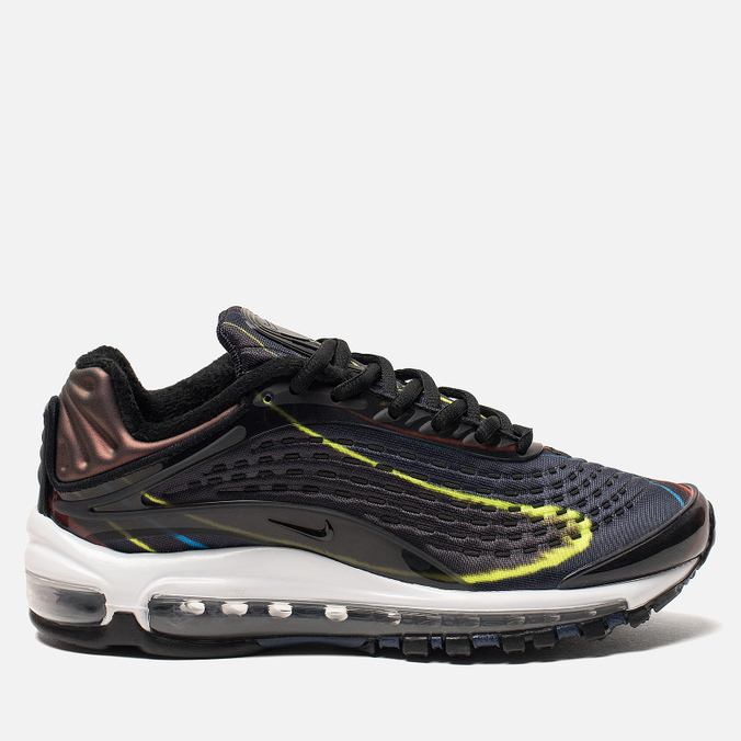 89f8b4e2 Женские кроссовки Nike Air Max Deluxe Black/Black/Midnight Navy/Reflect  Silver ...