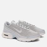 Женские кроссовки Nike Air Max Jewell Premium Metallic Platinum/Pure Platinum фото- 1