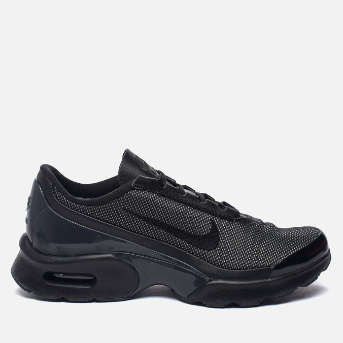 Женские кроссовки Nike Air Max Jewell Premium Black/Black/Metallic Hematite/Cool Grey