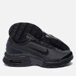 Женские кроссовки Nike Air Max Jewell Premium Black/Black/Metallic Hematite/Cool Grey фото- 1