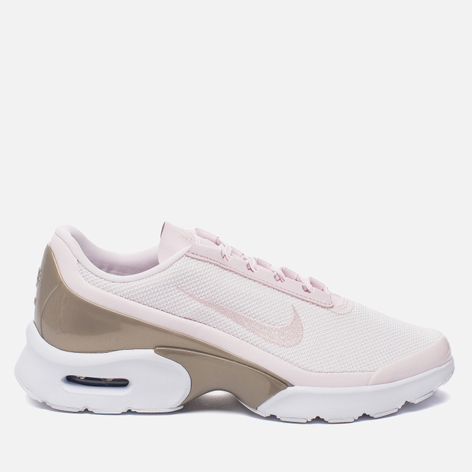 Женские кроссовки Nike Air Max Jewell Premium Pearl Pink/Pearl Pink/Metallic Gold Silk