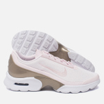 Женские кроссовки Nike Air Max Jewell Premium Pearl Pink/Pearl Pink/Metallic Gold Silk фото- 1