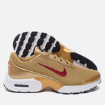 Женские кроссовки Nike Air Max Jewell QS Metallic Gold/Varsity Red/White/Black фото- 1