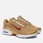 Женские кроссовки Nike Air Max Jewell QS Metallic Gold/Varsity Red/White/Black фото- 2