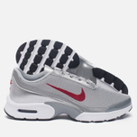 Женские кроссовки Nike Air Max Jewell QS Metallic Silver/Varsity Red/Black/White фото- 1