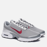 Женские кроссовки Nike Air Max Jewell QS Metallic Silver/Varsity Red/Black/White фото- 2