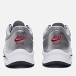 Женские кроссовки Nike Air Max Jewell QS Metallic Silver/Varsity Red/Black/White фото- 3