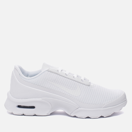 Женские кроссовки Nike Air Max Jewell White/White/Pure Platinum
