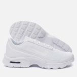 Женские кроссовки Nike Air Max Jewell White/White/Pure Platinum фото- 1