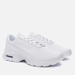 Женские кроссовки Nike Air Max Jewell White/White/Pure Platinum фото- 2