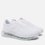 Женские кроссовки Nike Air Max LD-Zero Triple White фото- 2