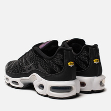 Женские кроссовки Nike Air Max Plus Black/Black/White фото- 2
