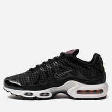 Женские кроссовки Nike Air Max Plus Black/Black/White фото- 5