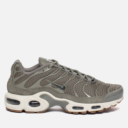 Женские кроссовки Nike Air Max Plus Dark Stucco/Vintage Green/Sail