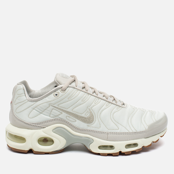Женские кроссовки Nike Air Max Plus Premium Light Bone/Sail/White