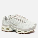 Женские кроссовки Nike Air Max Plus Premium Light Bone/Sail/White фото- 1