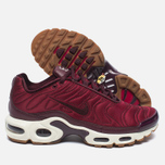 Кроссовки Nike Air Max Plus Premium Night Maroon/Noble Red/Sail фото- 2