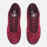 Кроссовки Nike Air Max Plus Premium Night Maroon/Noble Red/Sail фото- 4
