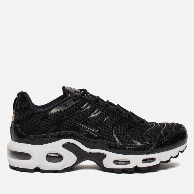 Женские кроссовки Nike Air Max Plus SE Black/Dark Grey/Black