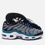 Кроссовки Nike Air Max Plus SE Grey/Black/Blue/White фото- 1
