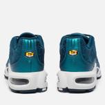 Женские кроссовки Nike Air Max Plus SE Metallic Dark Sea/Mid Turquoise/Summit White фото- 3