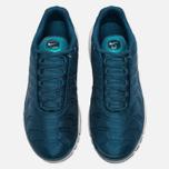 Женские кроссовки Nike Air Max Plus SE Metallic Dark Sea/Mid Turquoise/Summit White фото- 4