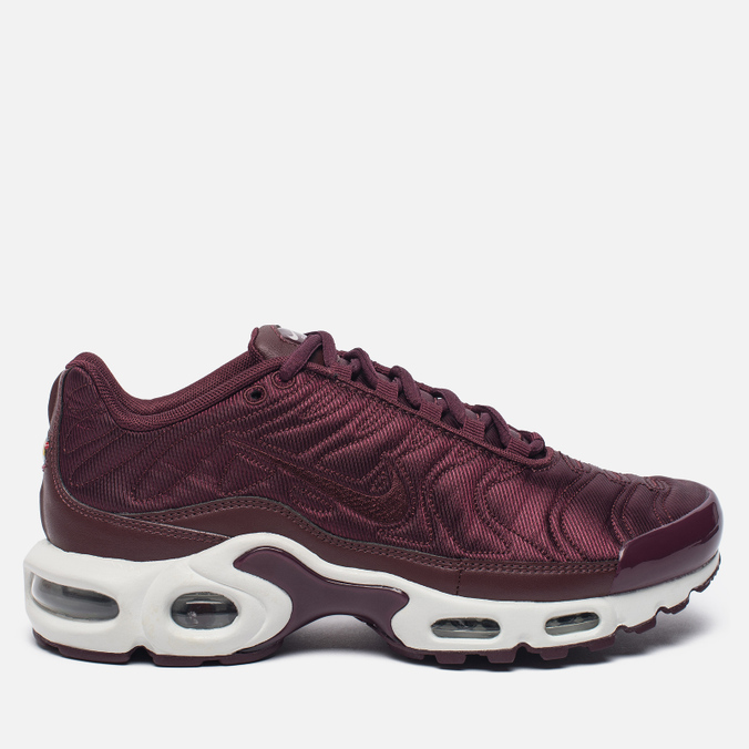Женские кроссовки Nike Air Max Plus SE Metallic Mahogany/Night Maroon/Summit White