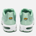 Женские кроссовки Nike Air Max Plus SE NT Satin Pack Enamel Green/White фото- 3