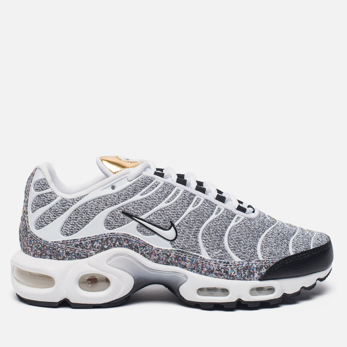 Женские кроссовки Nike Air Max Plus SE White/White/Black