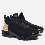 Женские кроссовки Nike Air Max Plus Slip SP Black/Metallic Gold/Black фото- 2