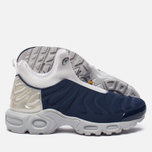 Женские кроссовки Nike Air Max Plus Slip SP Midnight Navy/Metallic Silver/Light Ash Grey фото- 1