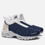 Женские кроссовки Nike Air Max Plus Slip SP Midnight Navy/Metallic Silver/Light Ash Grey фото- 2