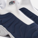 Женские кроссовки Nike Air Max Plus Slip SP Midnight Navy/Metallic Silver/Light Ash Grey фото- 3