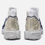 Женские кроссовки Nike Air Max Plus Slip SP Midnight Navy/Metallic Silver/Light Ash Grey фото- 5
