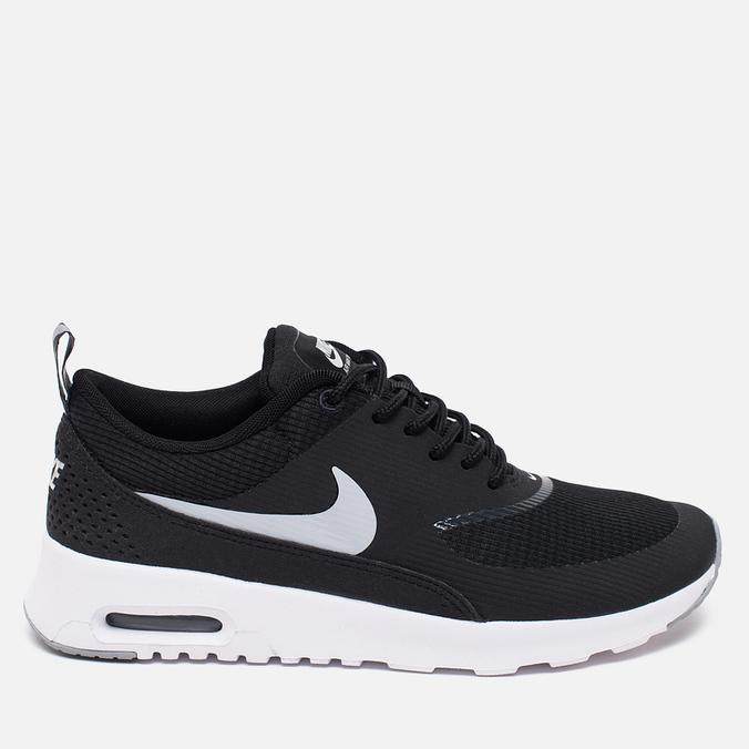 Nike Air Max Thea Women's Sneakers Black/Wolf Grey/White