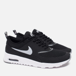 Nike Air Max Thea Women's Sneakers Black/Wolf Grey/White photo- 1