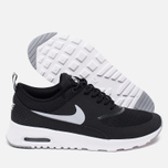 Nike Air Max Thea Women's Sneakers Black/Wolf Grey/White photo- 2