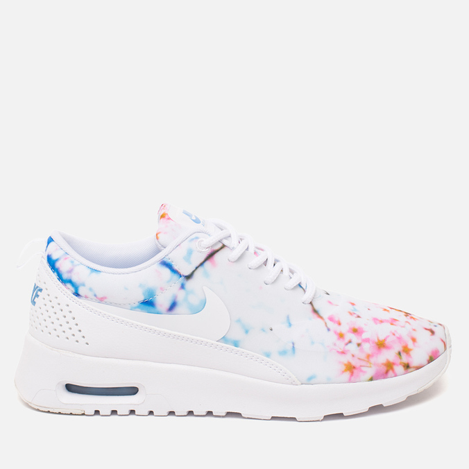 Женские кроссовки Nike Air Max Thea Cherry Blossom Pack White/University Blue