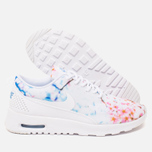 Nike Air Max Thea Cherry Blossom Pack Women's Sneakers White/University Blue photo- 2