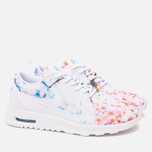 Nike Air Max Thea Cherry Blossom Pack Women's Sneakers White/University Blue photo- 1