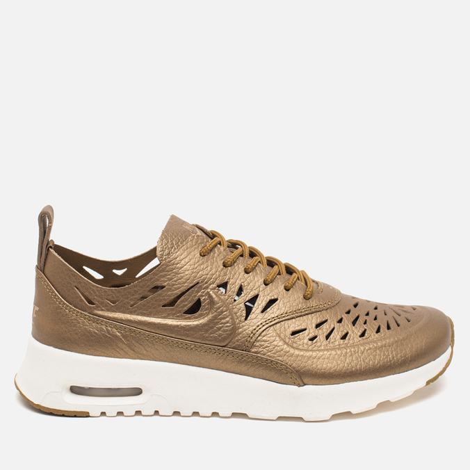 Женские кроссовки Nike Air Max Thea Joli Metallic Golden Tan