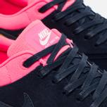 Nike Air Max Thea Leather Women's Sneakers Dark Blue/Orange/Pink/White photo- 5