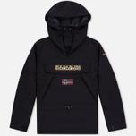 Мужская куртка анорак Napapijri Skidoo Black фото- 0