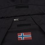 Мужская куртка анорак Napapijri Skidoo Black фото- 2